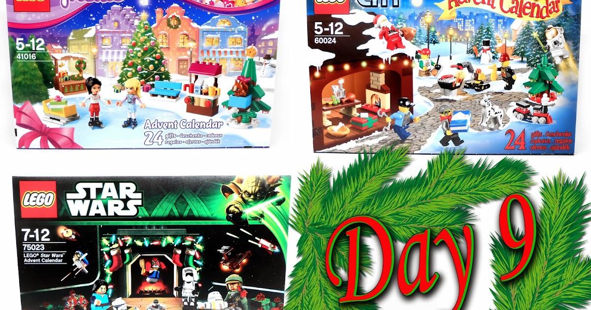 Oz Brick Nation Lego Friends City Star Wars Advent