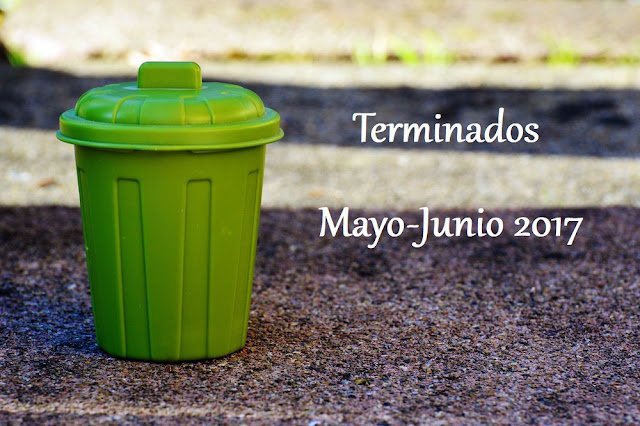 Terminados Mayo-Junio 2017