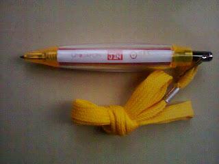 Merchandise Japan Study Fair ITB 2013