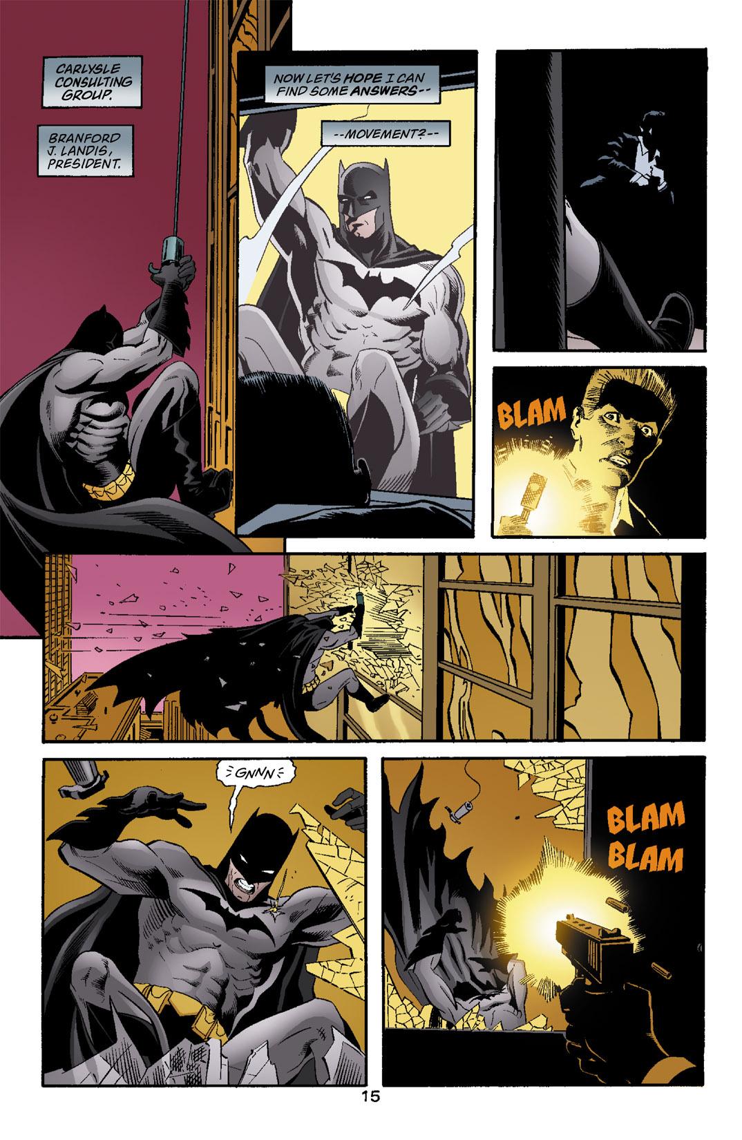 Detective Comics (1937) 771 Page 15