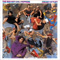 Worst to Best: Red Hot Chili Peppers: 10. Freaky Styley