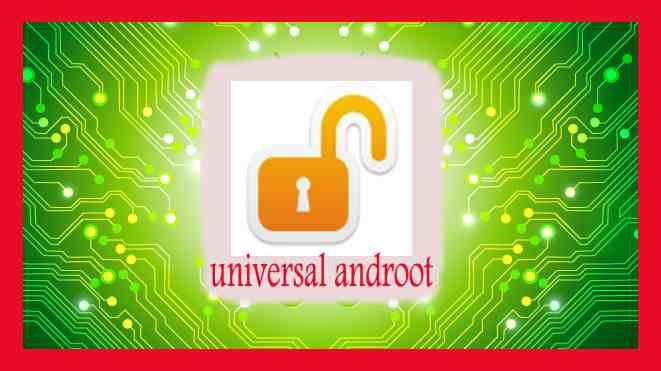 تحميل برنامج universal androot