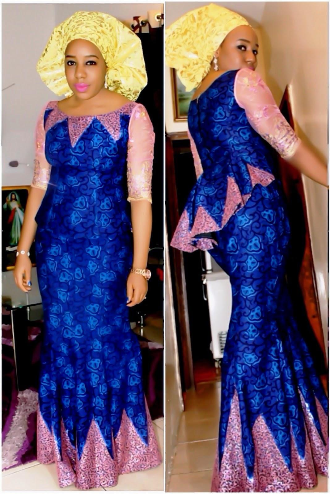 African Dresses Ankara Style - DeZango Fashion Zone