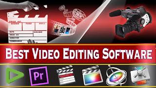 Top 5 Vidio Editing Software Ki Jankari ¦¦ विडियों बनाने वाले सॉफ्टवेर की जानकारी