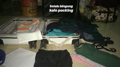 Selalu Bingung kalo Packing