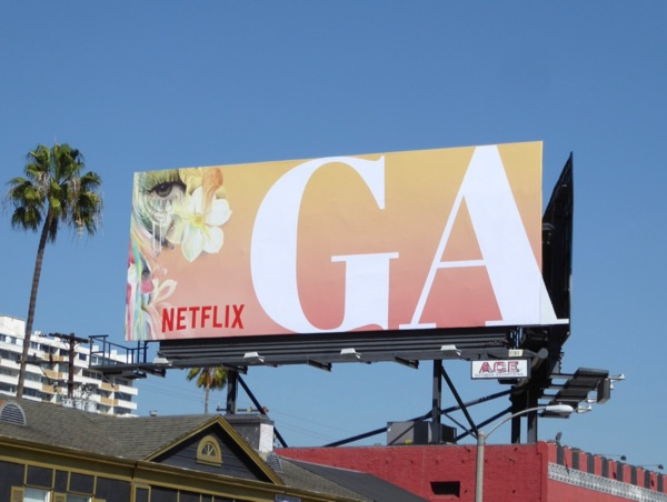 Interconnecting Gaga Five Feet Two billboard