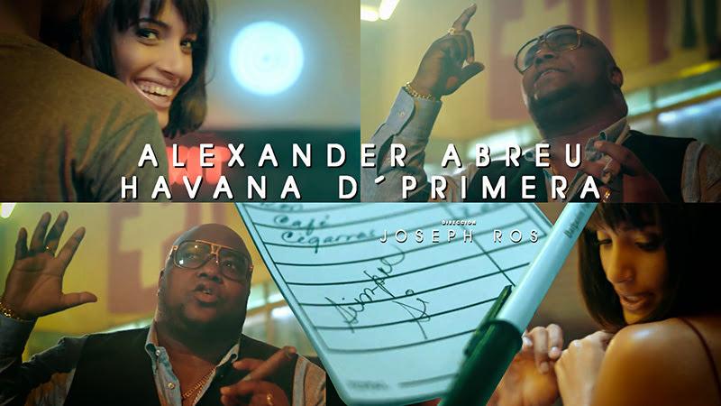 Alexander Abreu y Havana D´Primera - ¨Siempre Si¨ - Videoclip - Dirección: Joseph Ros. Portal Del Vídeo Clip Cubano