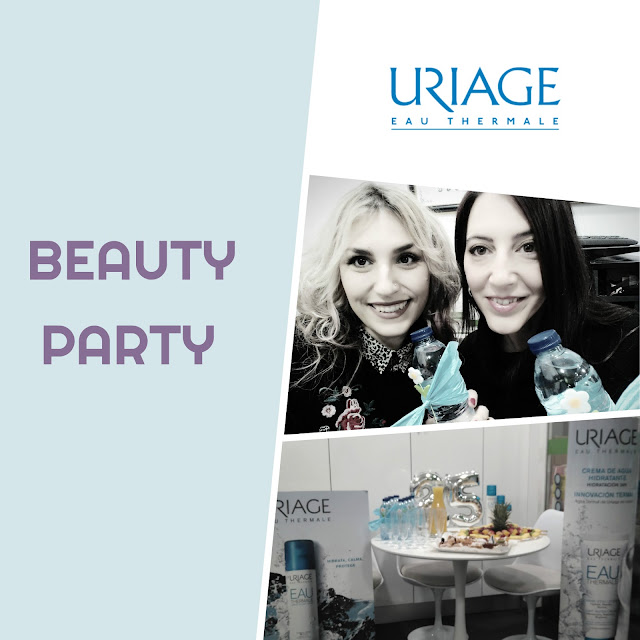 uriage_beauty_party