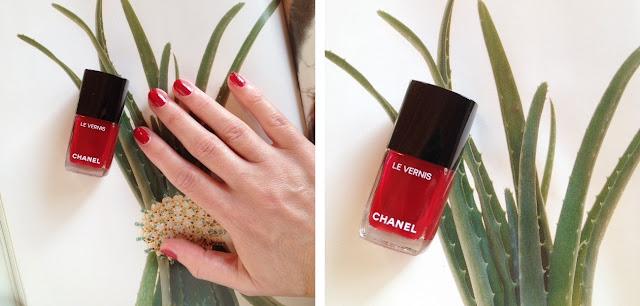 Chanel Le Vernis '572 Emblématique'