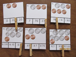 Clip It Counting Coins