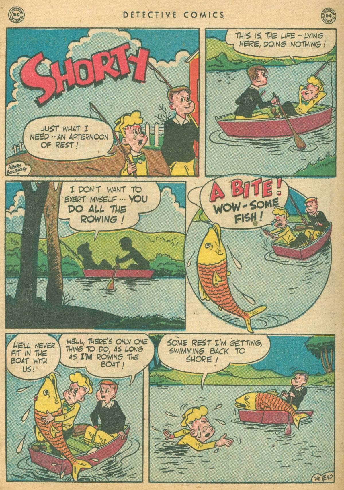 Detective Comics (1937) 138 Page 31
