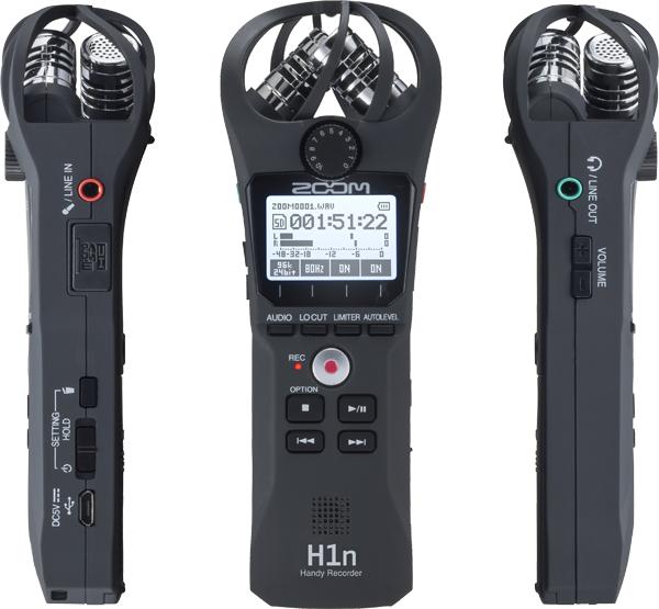 Kurnia Musik Jogja Blog Zoom H1n Handy Recorder