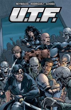 La copertina del fumetto originale