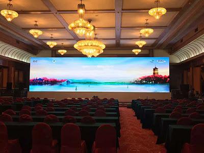 Nơi thi công màn hình led p3 indoor tại Nhà Bè