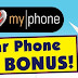 Get up to P200 OFF with MyPhone Bar Phone Pa-BONUS Promo!