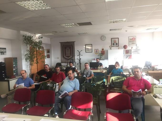 Το πρόγραμμα του πρωταθλήματος κορασίδων της ΕΚΑΣΘ-Δημιουργείται όμιλος «ισχυρών»-Η συμπληρωματική προκήρυξη