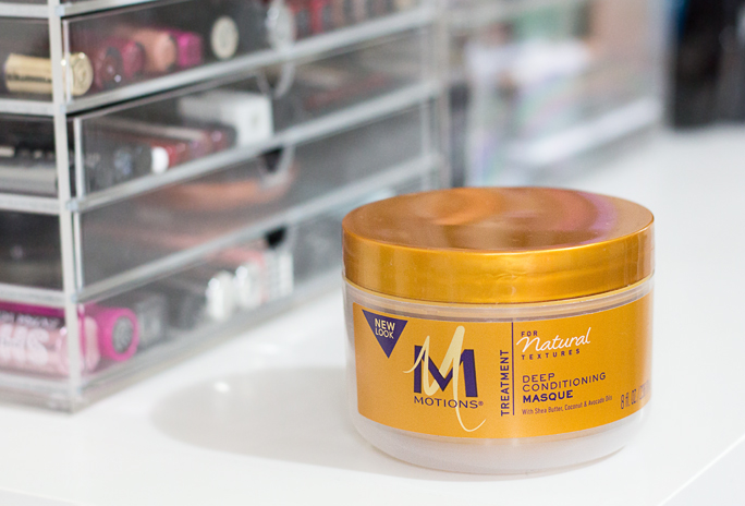 Review | Motions Deep Conditioning Masque