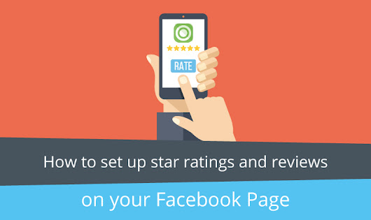 how to activate star rating on facebook business page