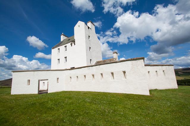 Corgaff castle