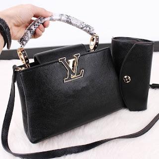 Tas Wanita Import | Capucines Combi 2in1 Handbags