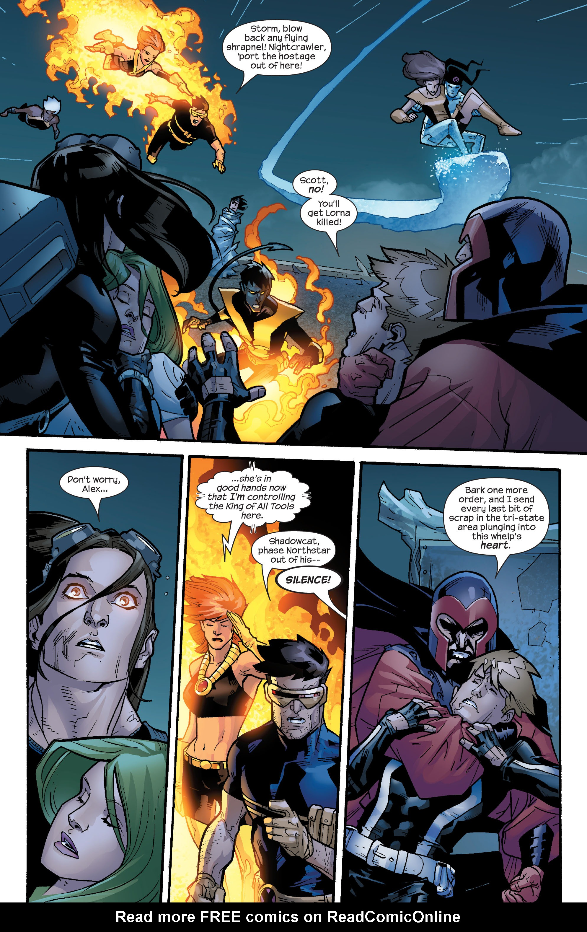 Read online Ultimate X-Men comic -  Issue #65 - 12