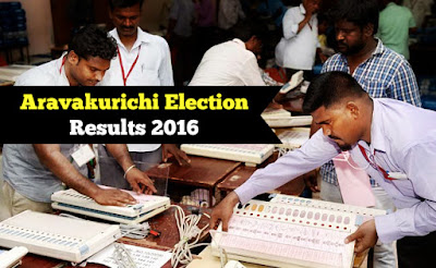 Aravakurichi Election Results 2016