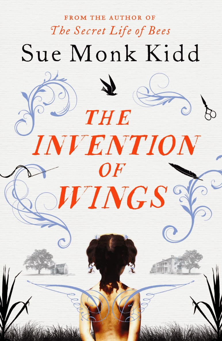 the invention of wings sue monk kidd lady abolitionists and if you need further incentive to it check out the n cover because i would that book in a heartbeat