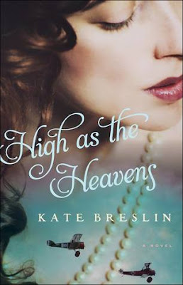 BOOK REVIEW: High as the Heavens by Kate Breslin