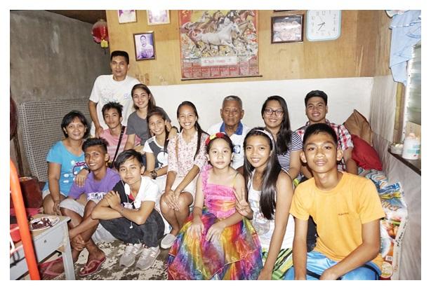 The Inzo Family