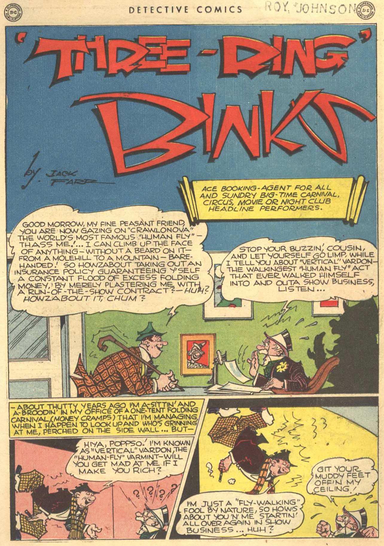 Read online Detective Comics (1937) comic -  Issue #104 - 17