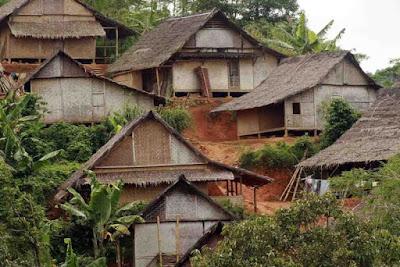 Rumah Adat Badui , Rumah Adat Banten
