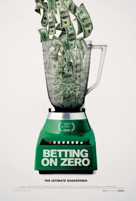 Betting on Zero (2017) ταινιες online seires xrysoi greek subs