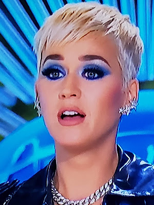 katy perry blue eye makeup