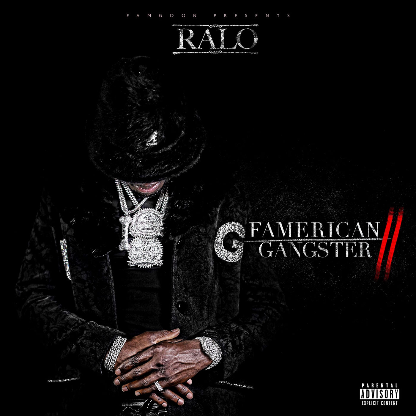 Ralo - Famerican Gangster 2 Cover