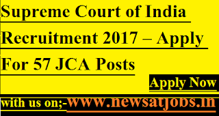 SC-Recruitment-2017-57-JCA-Posts