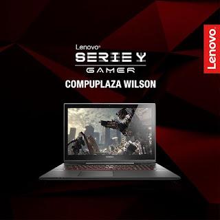 Gana una Laptop Gamer Lenovo Y70-70