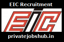 EIC Recruitment