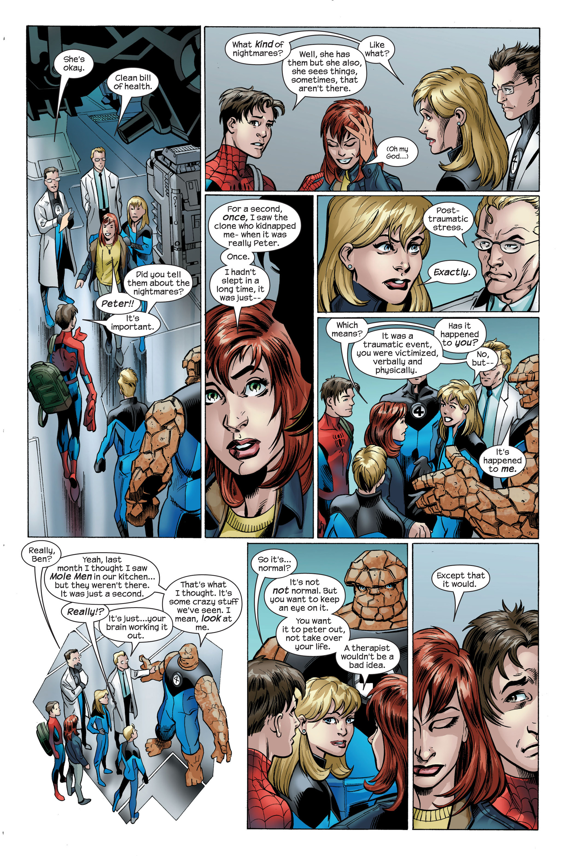 Read online Ultimate Spider-Man (2000) comic -  Issue #106 - 16