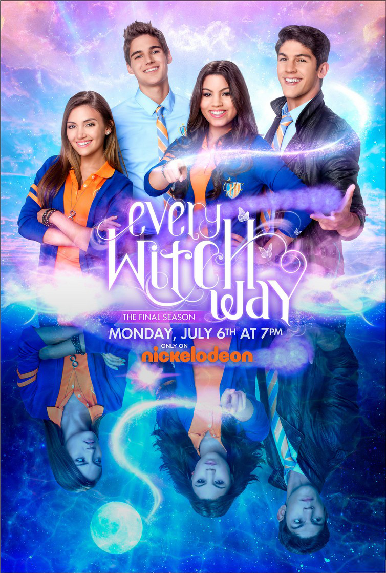 Every Witch Way Season 4 Group Poster | Every Witch Way