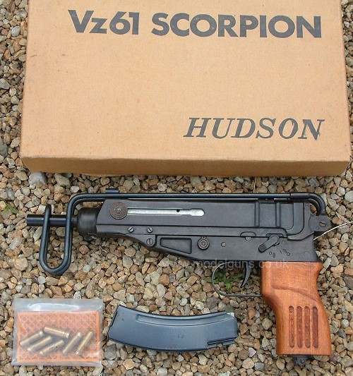 Deadly The Skorpion vz  61 | Army and Weapons