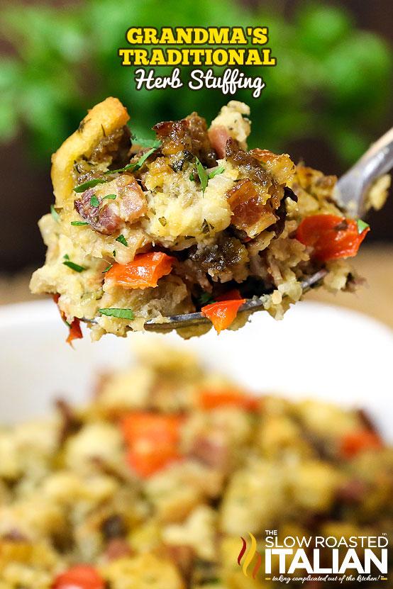 https://www.theslowroasteditalian.com/2015/11/grandmas-traditional-sausage-herb-stuffing-recipe.html