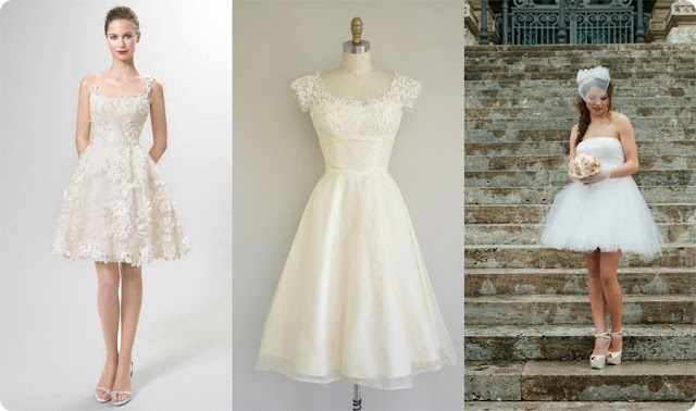 vestido de noiva para cartório