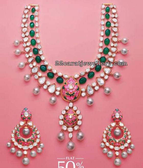 Latest Jewellery from Shobha Asar