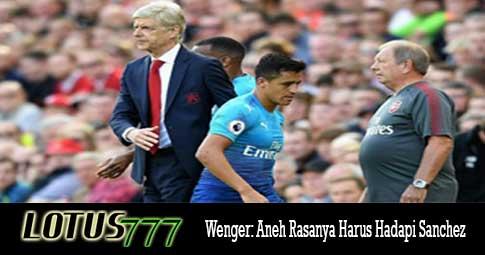 Wenger: Aneh Rasanya Harus Hadapi Sanchez