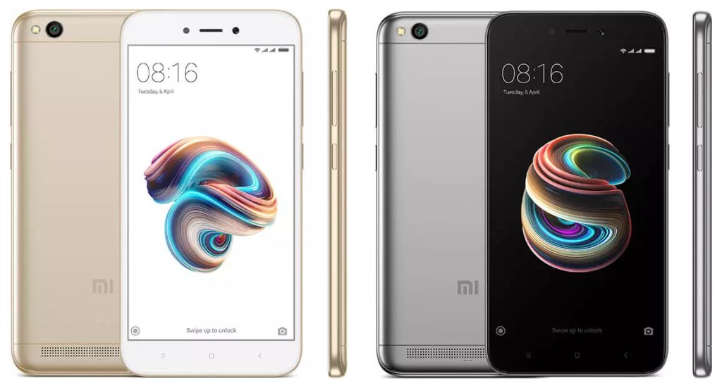 Xiaomi Redmi 5A (2017) with Specifications and Prices