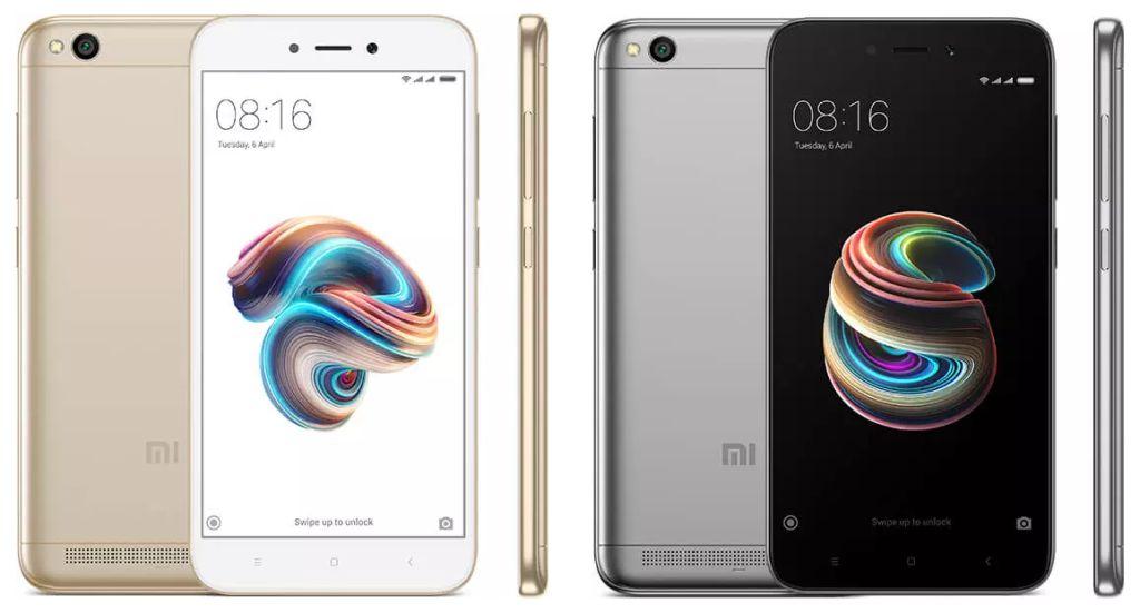 Spesifikasi Xiaomi Redmi 5A (2017) dan Harga Terbaru