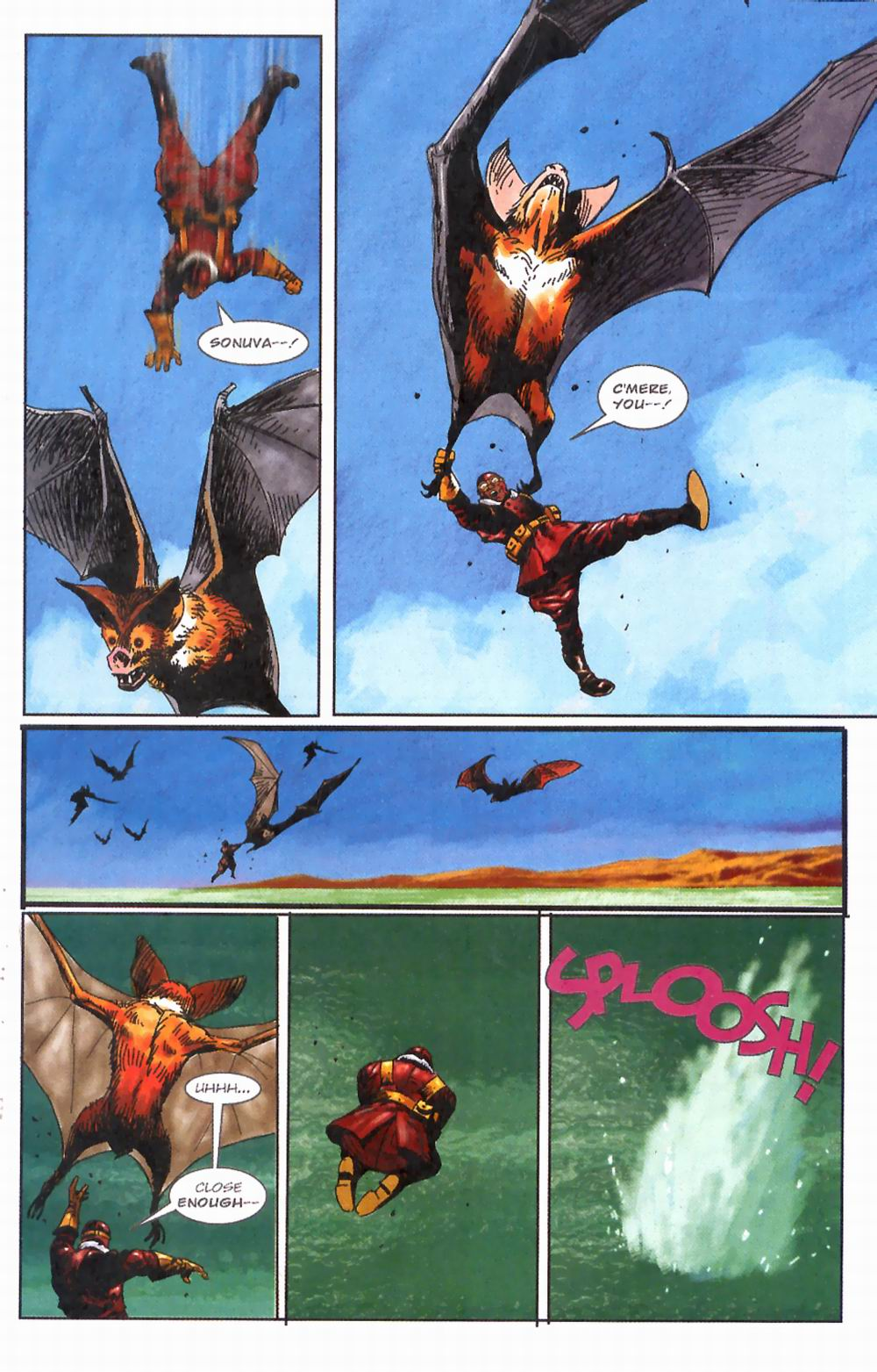 Read online Hellboy: Weird Tales comic -  Issue #2 - 9
