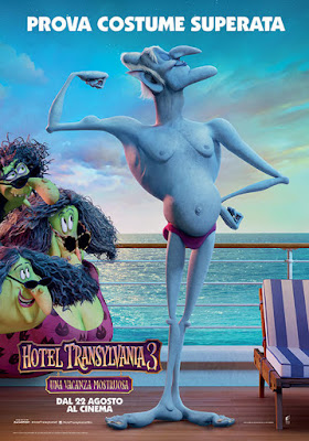 Hotel Transylvania 3 Summer Vacation Movie Poster 14