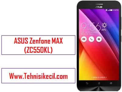 Cara Flashing ASUS Zenfone MAX ZD010D (ZC550KL) Dengan Mudah VIA QFIL 100% Berhasil