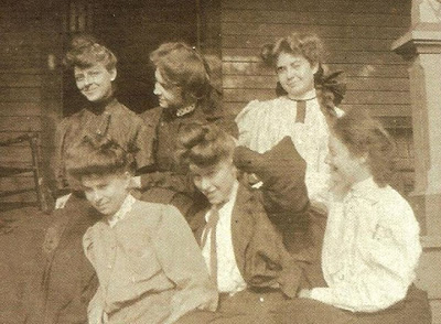 the nineteenth century city examines the role of women in higher  the students in this course were charged looking for signs of an urban culture in the lives of young women who attended college during the nineteenth